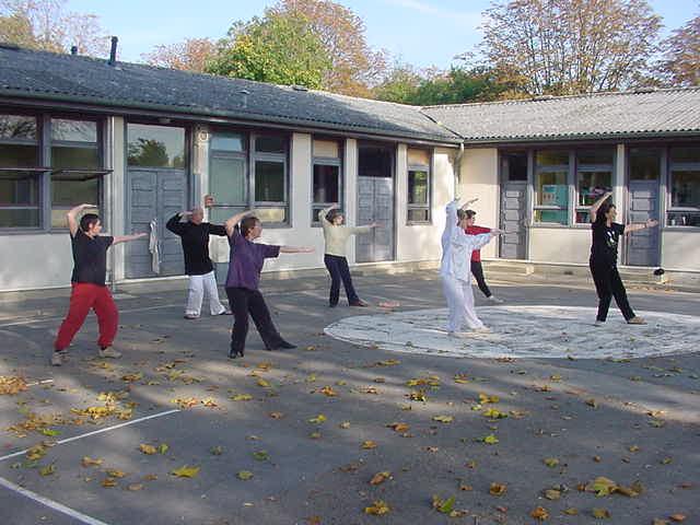 Stage Taiji Qi Gong 2012 Qigong Yang Sheng Tinqueux Reims Qi Gong Taiji Qigong En 18 Mouvements Dports Pour Tous Epmm